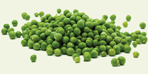 Defrosted Peas